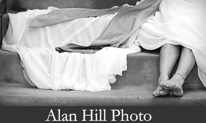 """Alan Hill Photo - Denver: Alan Hill Photo $150 for a """"Trash the Dress"""" Wedding Photo Shoot and One Digitally Enhanced 9x12 Print from Alan Hill Photo ($500 Value)"""