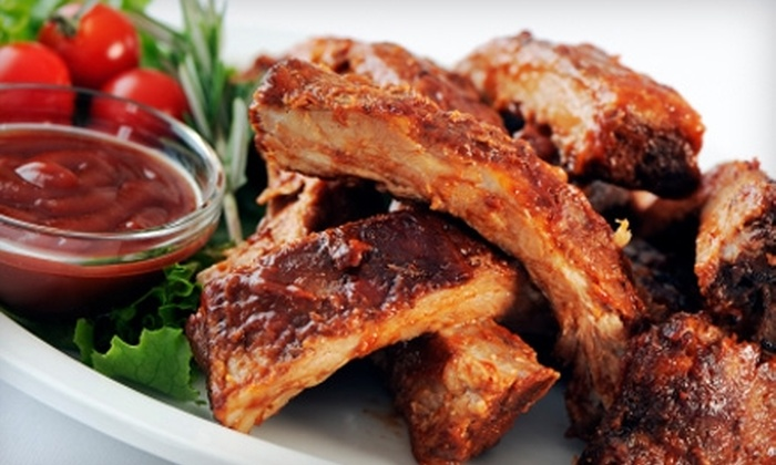 Redbones - Davis Square: $15 for $30 Worth of Authentic Down-Home Eats at Redbones in Somerville