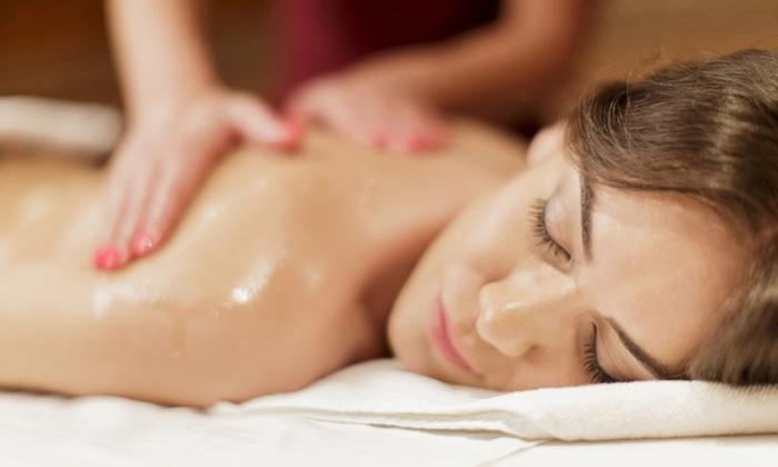 Safa Oasis For Mind, Body, and Skin - Safa Oasis: Relaxation, Therapeutic, Hot-Stone, or Aroma Massage at Safa Oasis For Mind, Body, and Skin (Up to 42% Off)