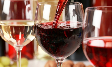 Wine Tasting of Six Wines and Glass of Wine for Two or Four at Kreutz Creek Vineyards (50% Off)