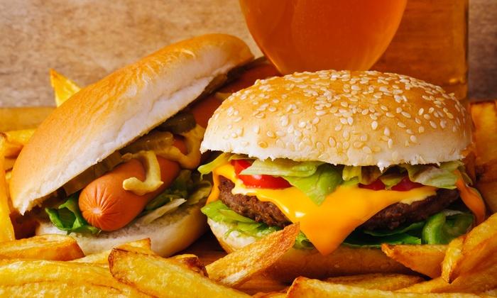 Le Delizie - Roma: Menu hamburger oppure all you can eat pasta da 12,99 €