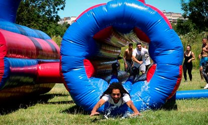 It's a Knockout Entry for Five, 10 or 15 at All Star Action Days, Three Locations (Up to 53% Off)