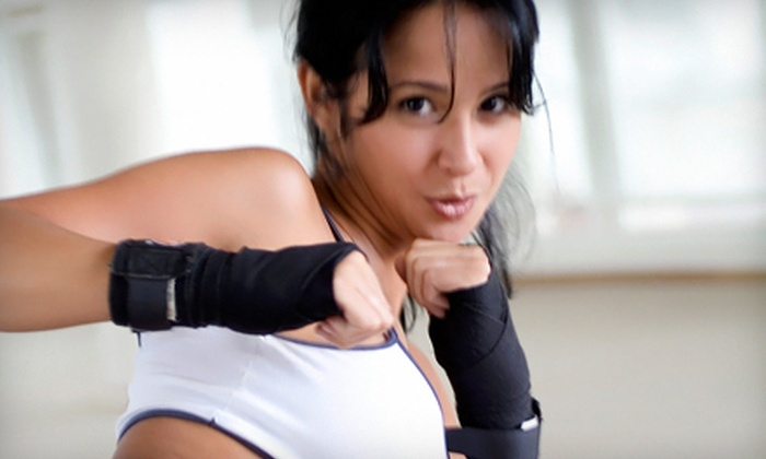 Overdrive Martial Arts & Fitness - Powell: $25 for 10 Fitness or Self-Defense Classes at Overdrive Martial Arts & Fitness ($135 Value)