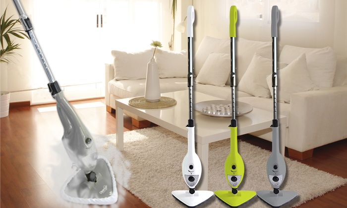 nettoyeur vapeur 10 en 1 groupon. Black Bedroom Furniture Sets. Home Design Ideas