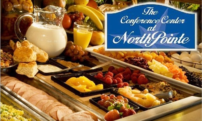 NorthPointe - Orange: $10 for a Sunday Brunch at The Conference Center at NorthPointe (Up to $25.95 Value)