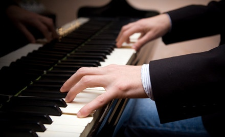 4 Weekly Half-Hour Voice Lessons (a $95 value) - Tauber Music in Winnipeg