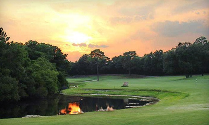 Beau Rivage Golf & Resort - Beau Rivage Plantation: 18-Hole Golf Outing for One or Four Including Cart at Beau Rivage Golf & Resort in Wilmington (Up to 59% Off)