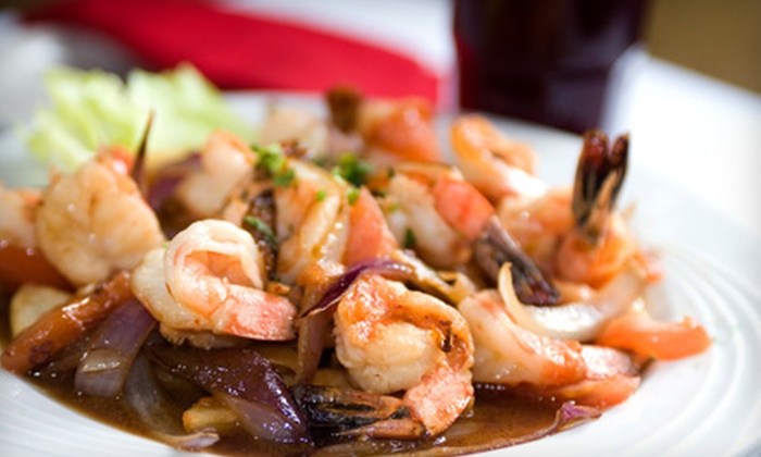 Inka Grill - Multiple Locations: $15 for $30 Worth of Authentic Peruvian Cuisine at Inka Grill