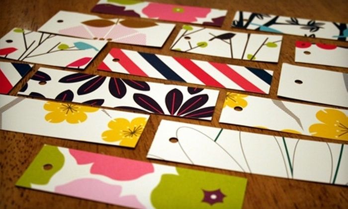 Papier Gourmet - Downtown: $12 for $25 Worth of Invitations and Stationery at Papier Gourmet