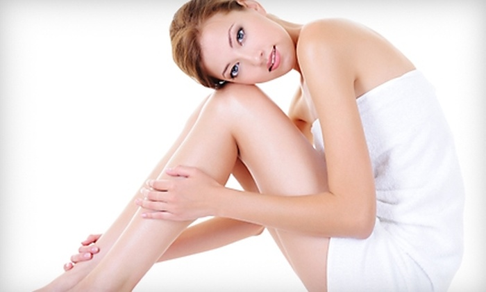 Hellenic Skin Care - Denver: $99 for Six Laser Hair-Removal Sessions at Hellenic Skin Care  (Up to $594 Value)