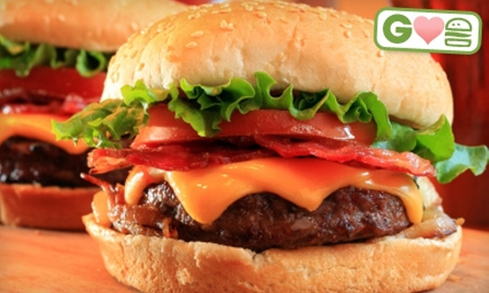 Brando's - Multiple Locations: $8 for $16 Worth of Burgers, Pizza, and Pub Fare at Brando's