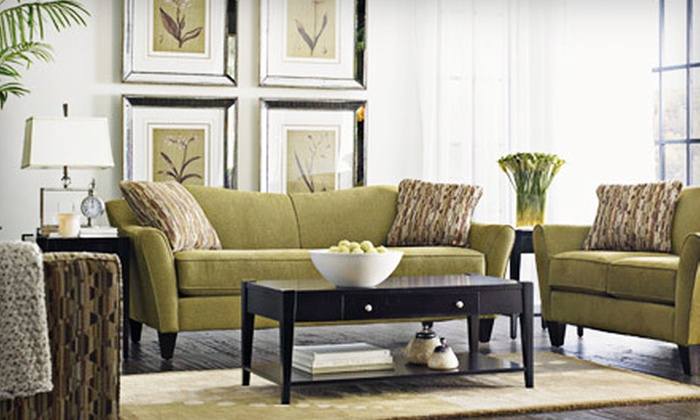La-Z-Boy - Gardiners: Home Accessories, Tables, or Furniture at La-Z-Boy (Up to 75% Off). Three Options Available.