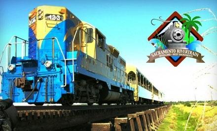 Sacramento RiverTrain: Spring Express on Mar. 19th from 11AM-2PM - Sacramento RiverTrain in Woodland