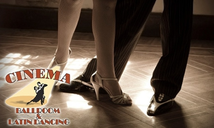 Cinema Ballroom - Macalester - Groveland: $15 for Four Group Dance Classes at Cinema Ballroom in St. Paul (Up to $60 Value)
