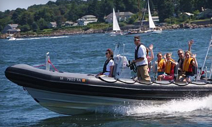 RIB Adventure Tours - Multiple Locations: $45 for a High-Speed Boat Tour from RIB Adventure Tours ($130 Value)
