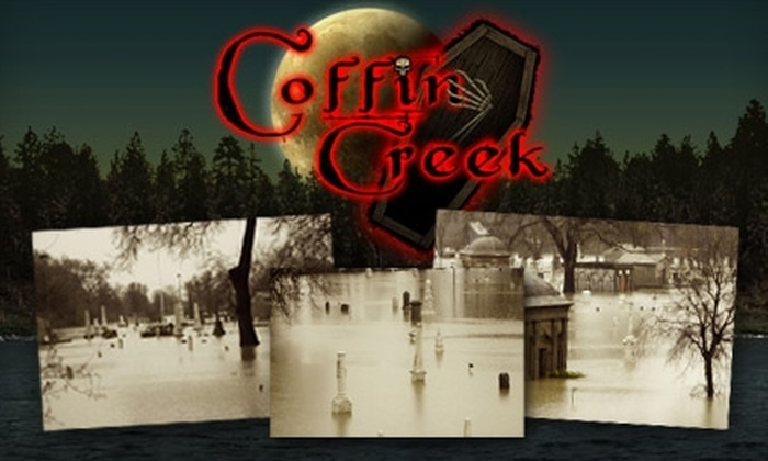 Coffin Creek - Corona: $30 for an All-Access VIP/Unlimited Pass to Coffin Creek in Corona