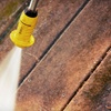 Up to 58% Off Deck Pressure Washing and Staining