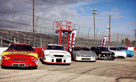 $199 for an Intro to Stock-Car-Racing Class at Competition 101 Racing School ($499 Value)