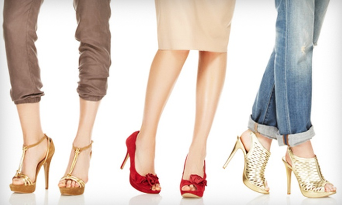 Sole Society: $25 for a Pair of Designer-Quality Shoes from Sole Society ($49.95 Value)