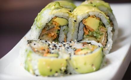 $30 Groupon to Fujimi Sushi and Japanese Steak House - Fujimi Sushi and Japanese Steak House in Matthews