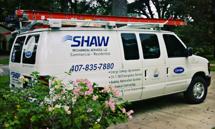 Shaw Mechanical Services, LLC - Eatonville: $49 for an Air-Conditioning Tune-Up from Shaw Mechanical Services, LLC ($125 Value)