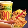 $8 for Hot Dog Meal for Two at Nathan's Famous in Airdrie