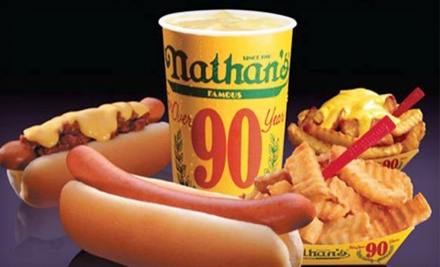 Nathan's Famous - Nathan's Famous in Airdrie