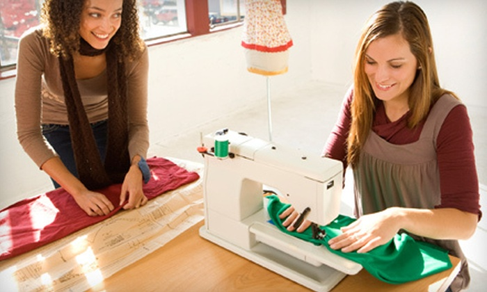 Eden Creative Sewing Center - South Buffalo: Sewing, Quilting, or Pattern-Fit Class at Eden Creative Sewing Center (Up to 55% Off)