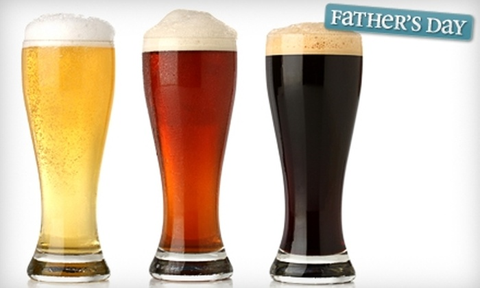 Booth's Brewing - Tampa: $25 for $60 Worth of Beer and Winemaking Supplies at Booth's Brewing