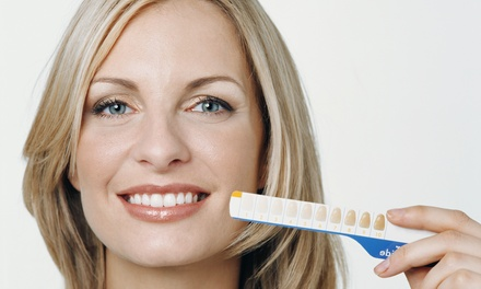 $250 for Dental Cleaning, Exam, X-Rays, and Teeth Whitening at New York Dental Office ($1,050 Value)