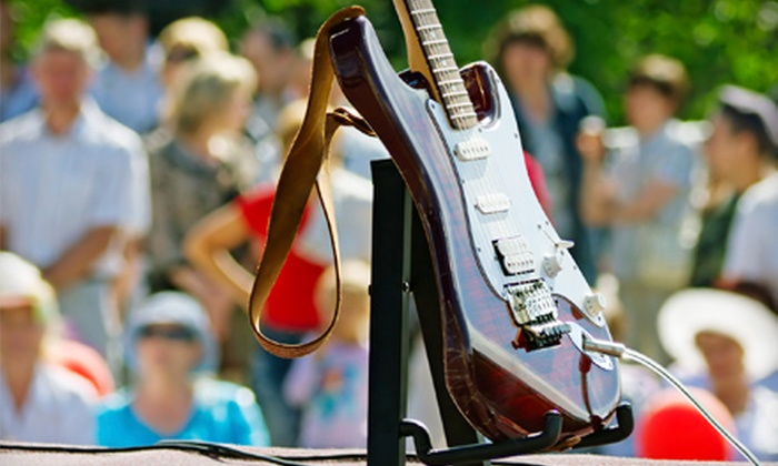 Summer Sounds Concert Series - Hingham: Two Concert Tickets to the Summer Sounds Concert Series at South Shore Country Club in Hingham. Three Dates Available.