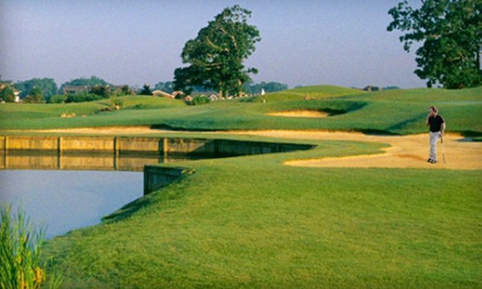Copper Mill Golf Club - Baker/Zachary: $149 for Golf Outings and Lessons at Copper Mill Golf Club in Zachary (Up to $1,047.50 Value)