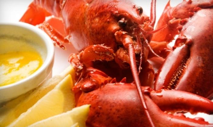 Rockaway Seafood Company - Rockaway Beach: $20 for $40 Worth of Dinner at Rockaway Seafood Company in Belle Harbor (or $10 for $20 Worth of Lunch)
