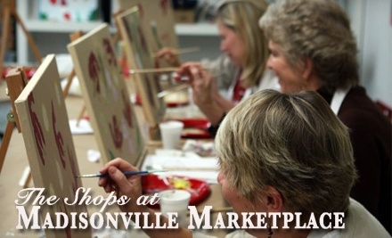 Art Uncorked: 2-Hour Art Party Class - Art Uncorked or The Frame Shop in Madisonville