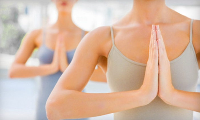 Chula Vista Yoga Center - North Chula Vista: $39 for 10 Classes at Chula Vista Yoga Center