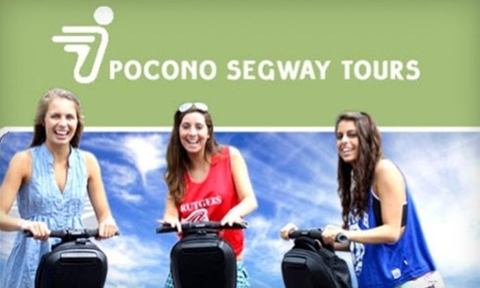 Pocono Segway Tours - Kidder: Segway Tours at Pocono Segway Tours. Choose from Two Options.
