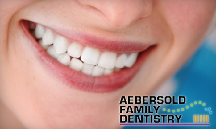 Aebersold Family Dentistry - Midtown: $125 for Impressions and a Take-Home Teeth-Whitening Kit at Aebersold Family Dentistry ($250 Value)