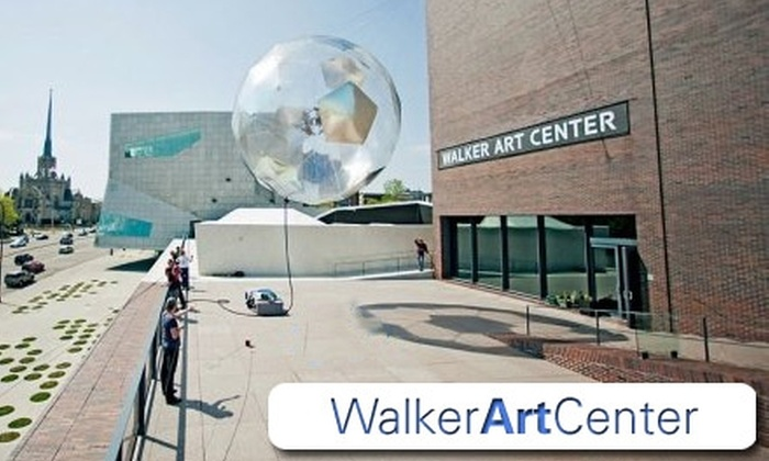 Walker Art Center - Lowry Hill: $87 for a Contemporaries Level Membership to the Walker Art Center