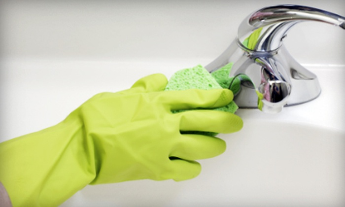 Maxine's Cleaning Service - Evansville: $35 for Two Hours of Home Cleaning from Maxine's Cleaning Service (Up to $75 Value)