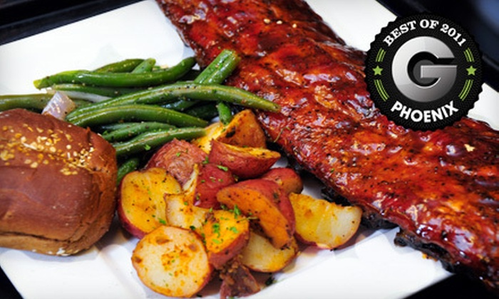 Dillon's Restaurant - Multiple Locations: $15 for $30 Worth of American and Barbecue Fare at Dillon's Restaurant