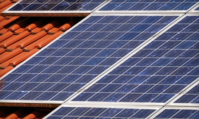 RT Solar - Rocklin: $99 for $1,100 Toward Home Solar-Power Panels and Installation from RT Solar