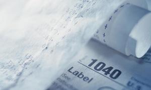Xpert Tax: Individual Tax Prep and E-file at Xpert Tax (45% Off)