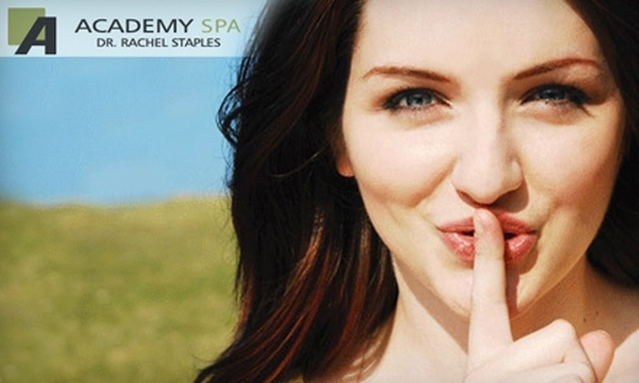 Academy Spa - Rockland: $119 for Botox Wrinkle Treatment or Mini Lip Plump Treatment at Academy Spa ($350 Value)