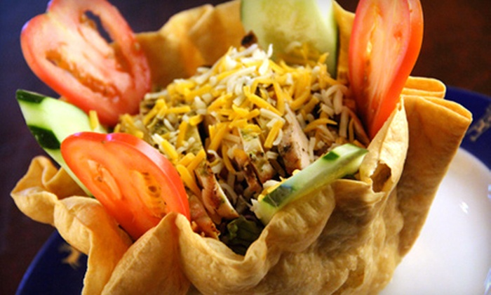 Boca Grande Cantina Mexicana - The Waterfront: Prix Fixe Meal for Two or Margarita Combo Meal for Two at Boca Grande Cantina Mexicana in Jersey City (Up to 60% Off)