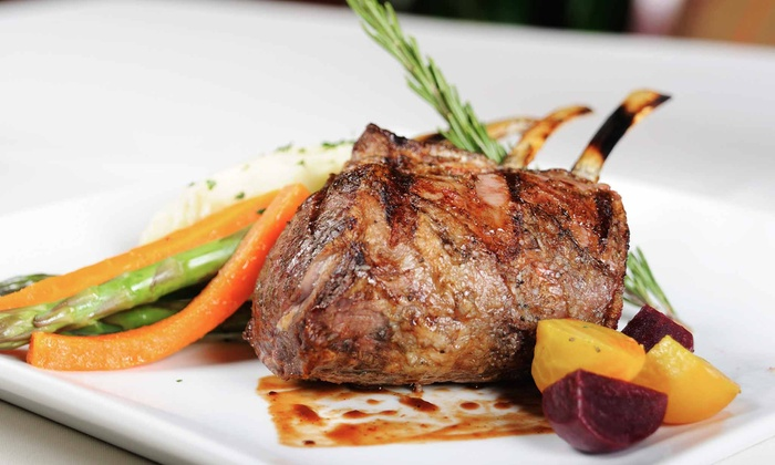 Fifty West Restaurant & Bar - Guelph: C$79 for Locally-Sourced Three-Course Meal for Two at Fifty West Restaurant & Bar (C$139.80 Value)