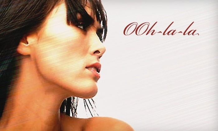 OOh-la-la Salon & Skin Care - Pacific Heights: $75 Worth of Salon Services at OOh-la-la Salon & Skin Care
