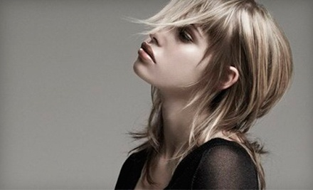$85 Groupon to Salon Cheveux - Salon Cheveux in Bedford