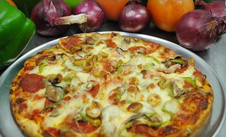 Pazzo Pizza - Pazzo Pizza in Dupo