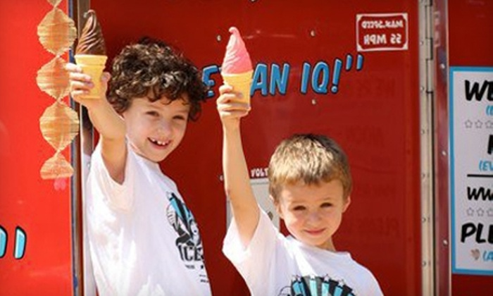Ice Queens - Central East Austin: $5 for $10 Worth of Frozen Treats at Ice Queens