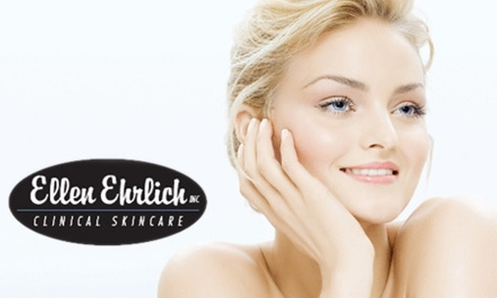 Ellen Ehrlich Clinical Skincare - Wynnewood: $50 for $100 Toward Choice of Three Services and Products at Ellen Ehrlich Clinical Skincare